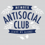 Antisocial Club artwork