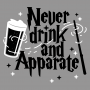 Never Drink And Apparate artwork