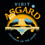 Visit Asgard artwork