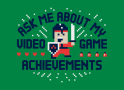 Ask Me About My Video Game Achievements artwork