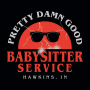 Pretty Damn Good Babysitter Service artwork