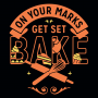 On Your Marks Get Set Bake artwork