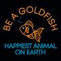 Be A Goldfish artwork