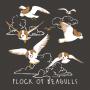 Flock Of Beagulls artwork