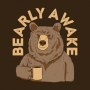Bearly Awake artwork
