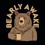 Bearly Awake artwork