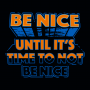 Be Nice artwork