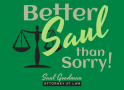 Better Saul Than Sorry! artwork