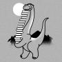 Bookosaurus artwork