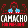 Camacho For President artwork