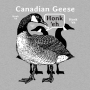 Canadian Geese artwork