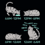 Cat Day Schedule artwork
