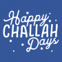 Happy Challah Days artwork