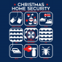 Christmas Home Security artwork
