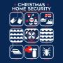 Christmas Home Security artwork