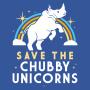 Save The Chubby Unicorns artwork