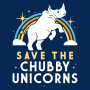 Save The Chubby Unicorns artwork