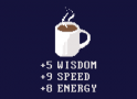 Coffee Plus To Stats artwork