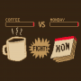 Coffee vs Monday artwork