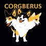 Corgberus artwork