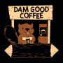 Dam Good Coffee artwork