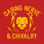 Daring, Nerve, And Chivalry artwork