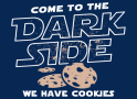 Come To The Dark Side, We Have Cookies artwork