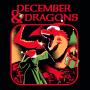 December & Dragons artwork