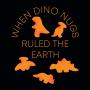 When Dino Nugs Ruled The Earth artwork
