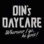Din's Daycare artwork