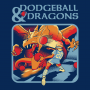 Dodgeball And Dragons artwork