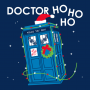 Doctor Ho Ho Ho artwork