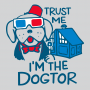 Trust Me, I'm The Dogtor artwork