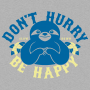 Don't Hurry Be Happy artwork