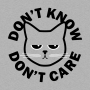 Don't Know Don't Care artwork