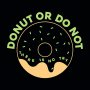 Donut Or Do Not artwork