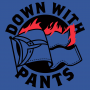 Down With Pants artwork