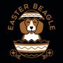 Easter Beagle artwork