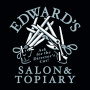 Edward's Salon and Topiary artwork