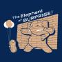 The Elephant of Surprise! Misprint artwork