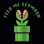 Feed Me Seymour artwork