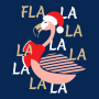 Fla La La Lamingo artwork