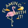 Flamingo With It artwork