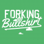 Forking Bullshirt artwork