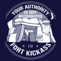 Your Authority Is Not Recognized In Fort Kickass artwork