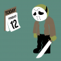 Friday the 12th artwork