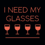 I Need My Glasses artwork