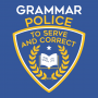 Grammar Police artwork