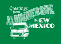 Greetings From Albuquerque artwork