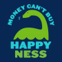 Money Can't Buy Happy Ness artwork